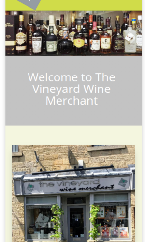 Vineyard Shop